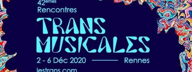 [CANCELLED] Aggregat - Trans Musicales
