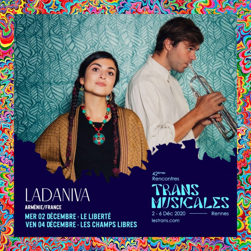 [CANCELLED] Ladaniva - Trans Musicales